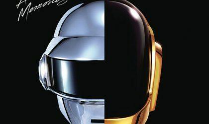 Daft Punk – Random Access Memories (Columbia) 10/10