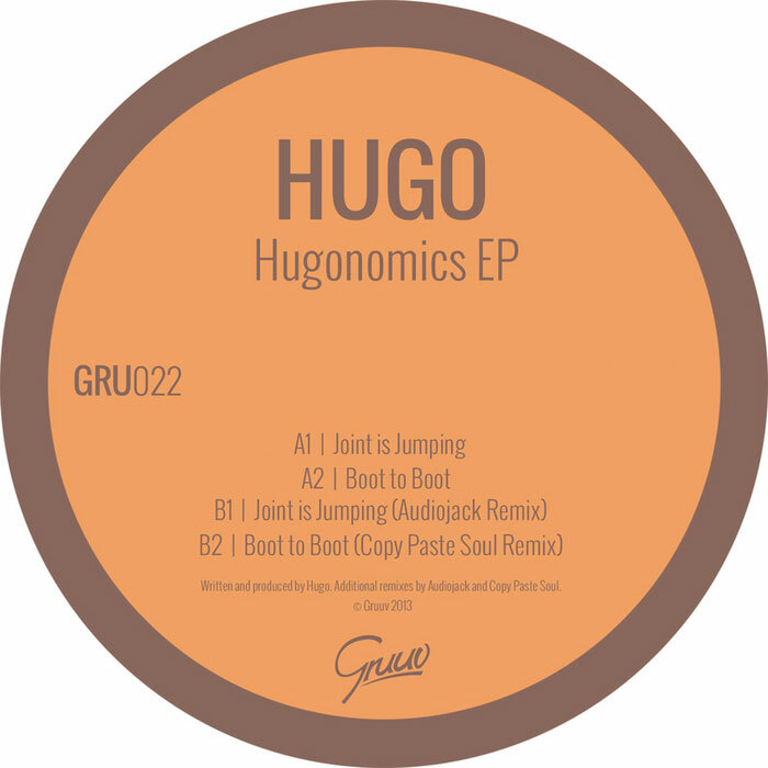 Hugo – Boot To Boot (Copy Paste Soul remix) (Hugonomics EP) (Gruuv) 10/10