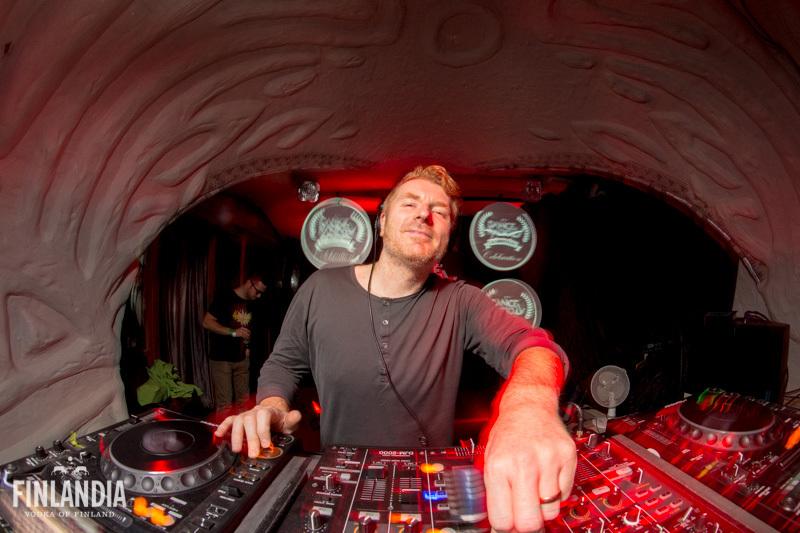 DanceRadio.lv 3rd Anniversary w/ Jimpster (UK)