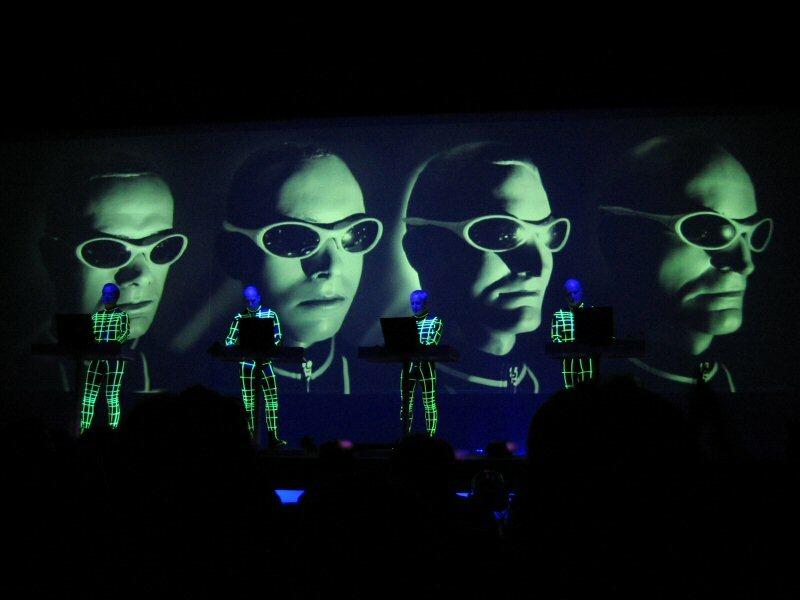 Названы главные гости фестиваля Positivus – Kraftwerk
