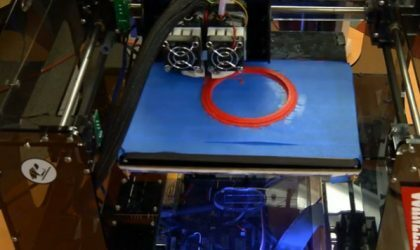 Ученые на 3D-принтере создали действующий динамик