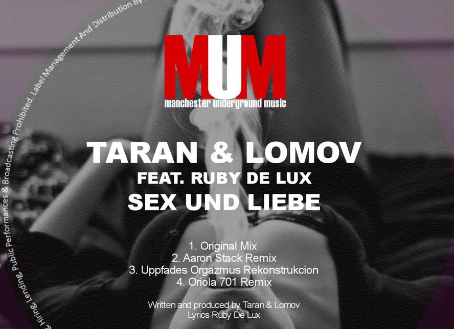 Богдан Таран и Макс Ломов снова выпускают музыку на Manchester Underground Music
