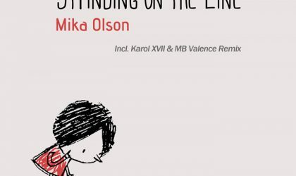 Mika Olson – Standing On The Line (Loco Records) 9/10