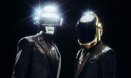 Грэмми 2014: Daft Punk получили все возможные призы