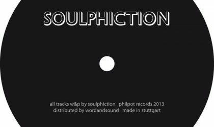 Soulphiction – Live Jamz 1 (Philpot) 10/10