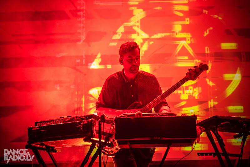 Bonobo show @ Palladium Riga // 19.02.2014