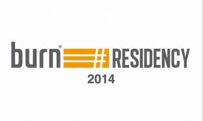 Стартовал конкурс Burn Residency 2014!