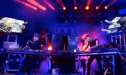 Запись совместного сета Richie Hawtin и Deadmau5