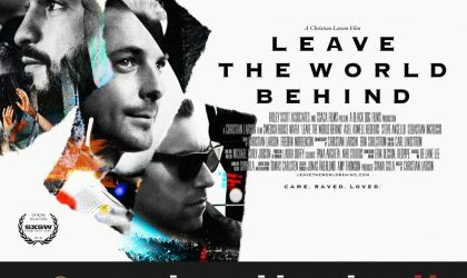 "Конкурс: билеты на фильм о Swedish House Mafia ""Leave the World Behind"""