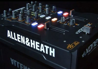 Компания Allen & Heath представила сестру Xone:23 – Xone:23C