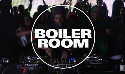 Boiler Room: Chicago House Legacy Session