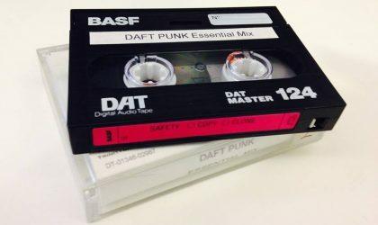 Классический Essential Mix: Daft Punk