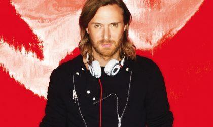 David Guetta даст единственное балтийское выступление в Таллине