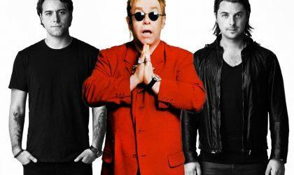 Elton John записался вместе с Sebastian Ingrosso и Axwell