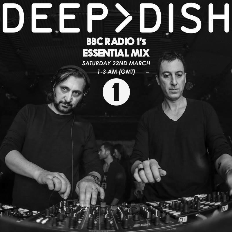 Essential Mix 2014 от Deep Dish