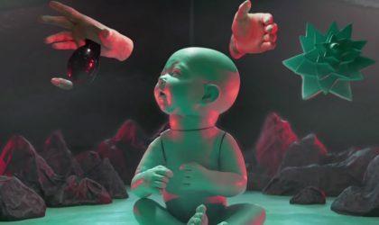 "Новый клип Julio Bashmore ""Peppermint"""
