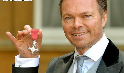Пит Тонг получил орден Британской империи