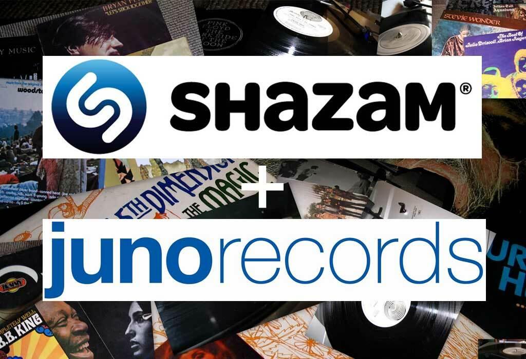 Shazam теперь будет распознавать и музыку, вышедшую только на виниле