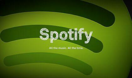 Группа зарабатывает на тишине при помощи сервиса Spotify