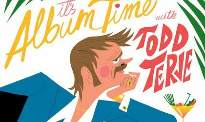 Todd Terje опубликовал еще один трек из нового альбома вместе с Bryan Ferry