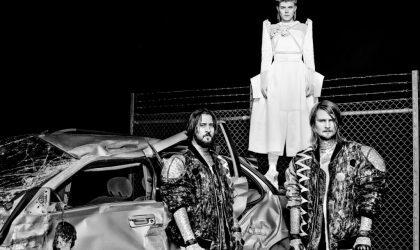 Слушайте новое сотрудничество Röyksopp и Robyn
