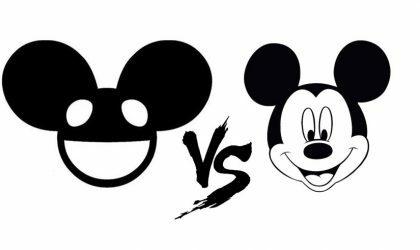 Deadmau5 патентует мышиную голову. Disney против.