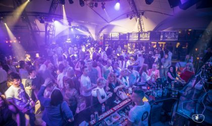 Amber Muse's Test Party @ First Dacha / 17.05.2014