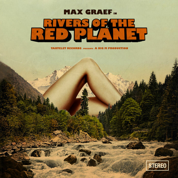 Max Graef – Rivers Of The Red Planet (9/10)