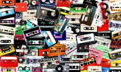 Sony представила кассету, которая вмещает 64,750,000 песен