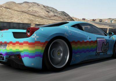 Deadmau5 на своем Ferrari примет участие в ралли Gumball 3000