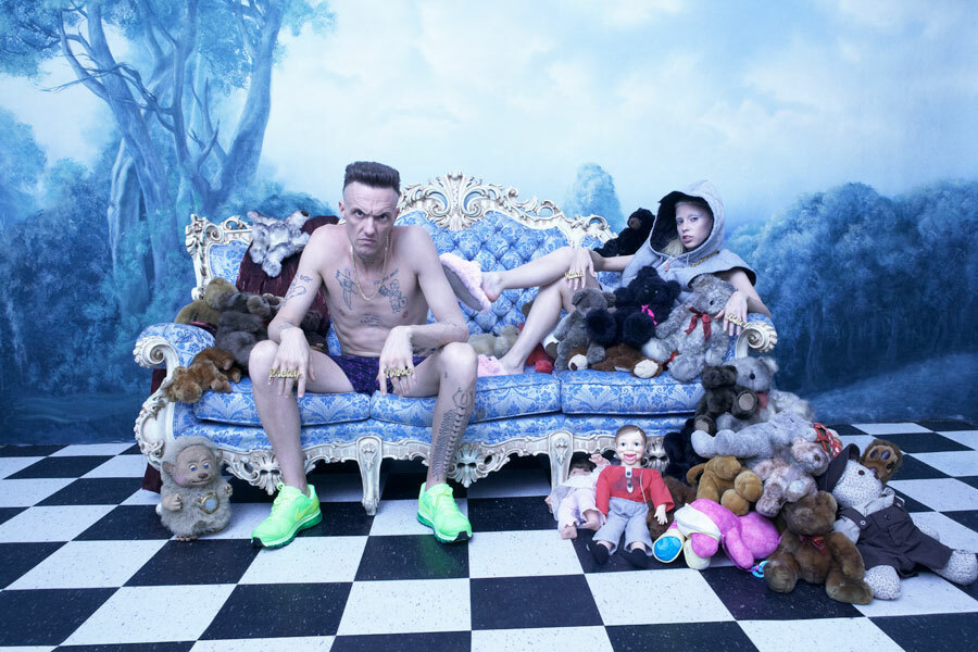 Трек Die Antwoord использовали в рекламе Dior