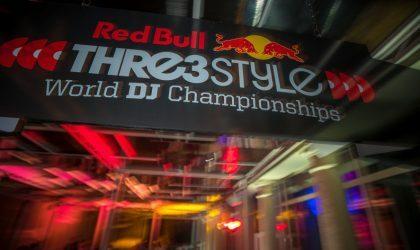 Фотографии с третьего отборочного тура Red Bull Thre3style в Риге