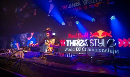 Определен победитель латвийского этапа конкурса Red Bull Thre3style