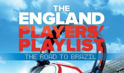 Английские футболисты выпустили свой сборник танцевальных хитов