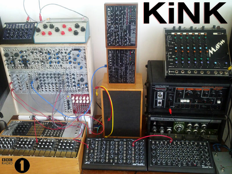 Слушайте дебютный Essential Mix от KiNK