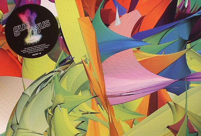 GusGus – Mexico (Kompakt) 7/10