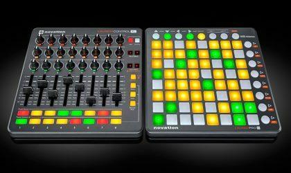 Novation объявила о выпуске Launch Control XL