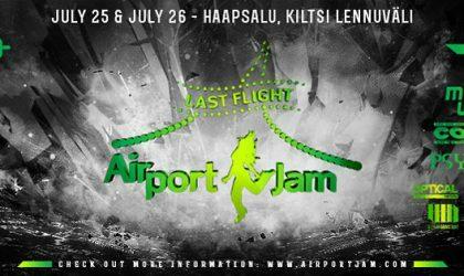25 и 26 июля в Эстонии пройдет фестивальный рейв в аэропорту