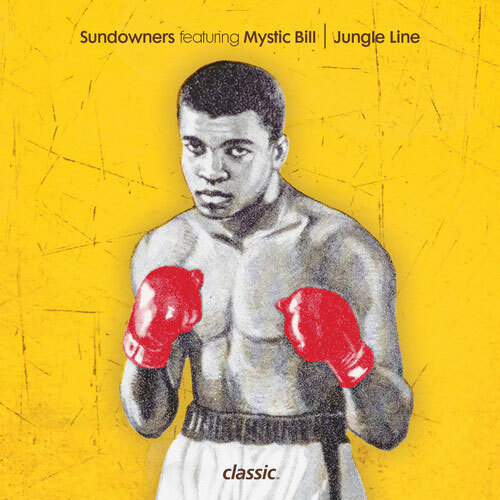 Sundowners feat Mystic Bill – Jungle Line (Classic Music Company) 8/10