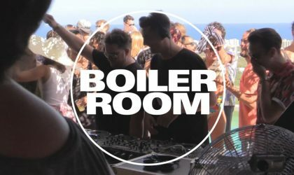 Смотрите Boiler Room с Ибисы с участием Jackmaster, Eats Everything, Skream и Seth Troxler