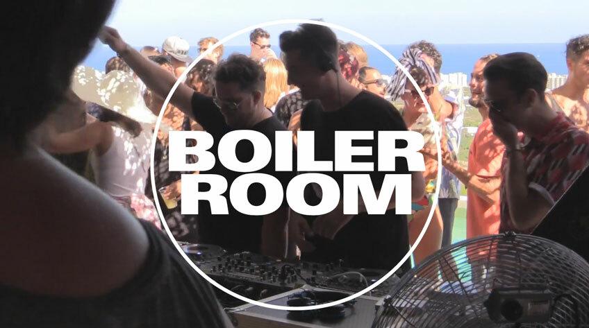 Смотрите Boiler Room с Ибисы с участием Jackmaster, Eats Everything, Skream и Seth Troxler
