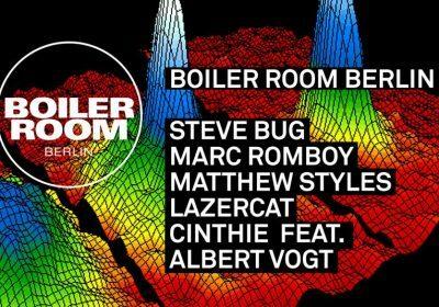 Смотрите Boiler Room Berlin с участием Steve Bug, Marc Romboy и других
