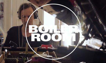 Смотрите новую серию Boiler Room – In Stereo c Hauschka