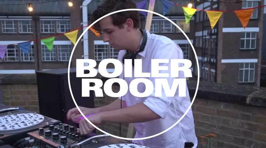 Слушайте специальный London Tribute микс в Boiler Room от Jamie XX
