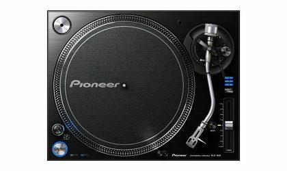 Компания Pioneer представила диджейский проигрыватель пластинок PLX-1000