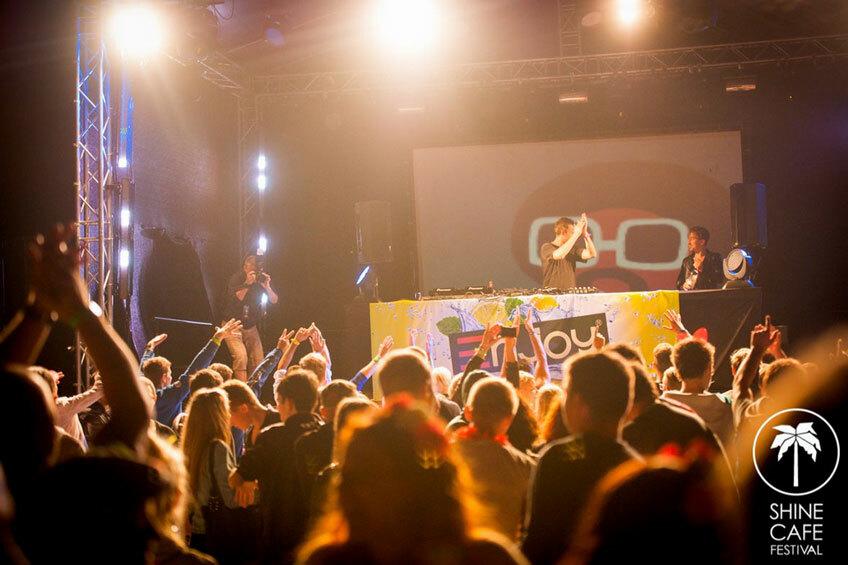 Конкурс: выиграй билеты на Shine Fest 2014 в Лиепае