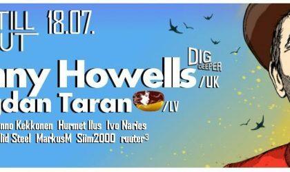 Конкурс: выиграй билеты на сет Danny Howells в Пярну 18 июля
