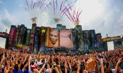 На Tomorrowland откроют исключительно виниловую сцену