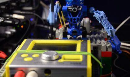 Смотрите выступление группы из Lego