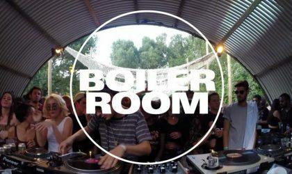 Смотрите Boiler Room из Амстердама с участием Motor City Drum Ensemble